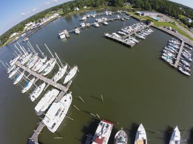 Aerial Image of CPM