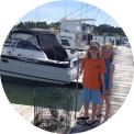 Girls with Crabpots - Crown Pointe Marina - Amenities