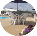Poolside Area Crown Pointe Marina - Amenities