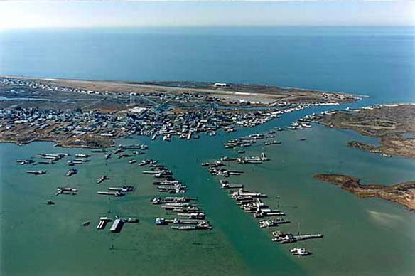 Tangier Island. Tangier is home to a tiny island community of watermen and their families that for centuries was isolated from the outside world. (Photo courtesy CoastalCare.org)