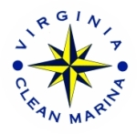 Virginia Clean Marina Logo