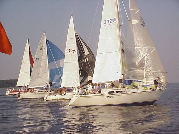 York River Yacht Club's York River Cup